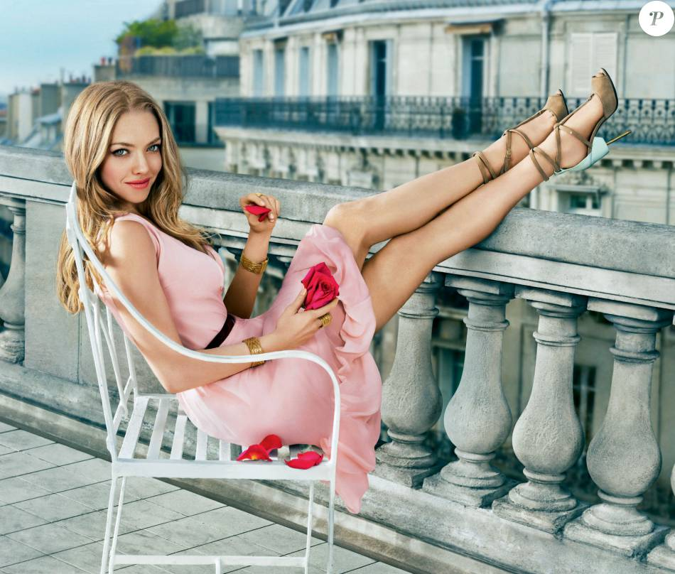 Décidément À Et SeyfriedJoueuse Paris Amanda Irrésistible b76gYfy