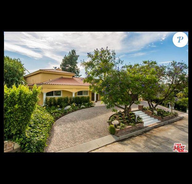 Idina Menzel a acheté cette demeure pour 2,6 millions de dollars.