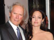 REPORTAGE PHOTOS : Angelina Jolie, avec Brad Pitt et Clint Eastwood... elle a retrouvé une ligne d'enfer !