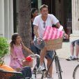 Francesco Totti et sa femme Ilary s'offrent des vacances en amoureux à Miami le 4 juin 2012
