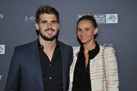 Tatiana Golovin: Maman sublime avec son chéri et Yannick Noah pour un grand gala