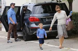 Ben Affleck et Jennifer Garner sous tension ? Un marché séparé avec les enfants