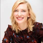 """Cate Blanchett : """"J'ai les sous-vêtements les plus embarrassants au monde"""""""