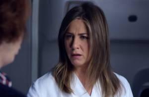 Jennifer Aniston : Cauchemar en peignoir loin de Justin Theroux