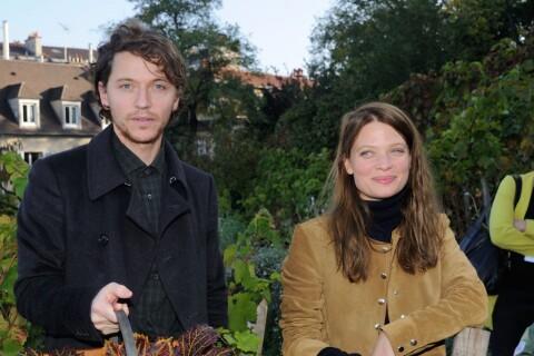 Mélanie Thierry et Raphael : Complices et élégants pour faire la fête