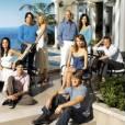 Affiche de la série Newport Beach avec Mischa Barton et Melinda Clarke