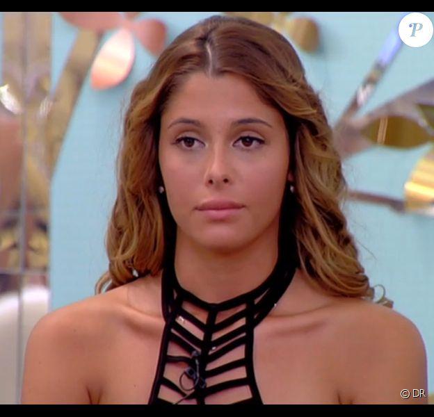 Coralie, sosie de Nabilla dans SS9 sur TF1 et NT1.
