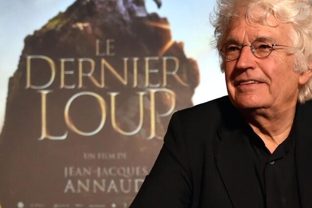 """Le réalisateur français Jean-Jacques Annaud est à Nice au cinéma Pathé Masséna le 14 et le 15 janvier 2015 pour présenter en avant-première son nouveau film """"Le dernier Loup"""" qu'il a tourné pendant 15 mois en Mongolie."""