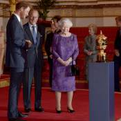 Prince Harry : Face-à-face avec les bourreaux du XV de la Rose à Buckingham