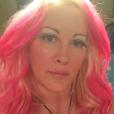 Loana : selfie d'octobre 2015