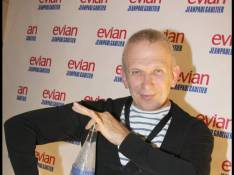 REPORTAGE PHOTOS : Jean-Paul Gaultier se jette à l'eau... plouf !