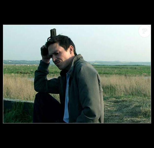 Gérald Thomassin dans Le premier venu. Le jeune acteur est aujourd'hui accusé du meurtre de Catherine Burgot, commis en 2008 dans l'Ain. Il clame son innocence.