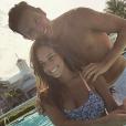 Photo de vacances et déclaration d'amour pour Charlotte Pirroni et Florian Thauvin