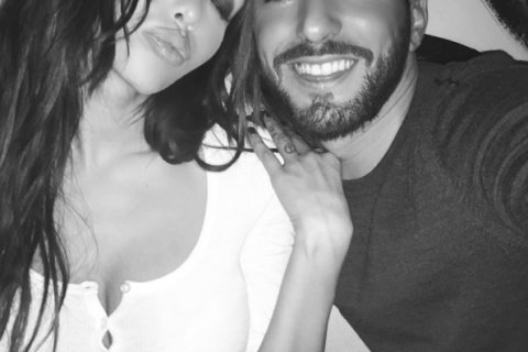 """Nabilla : Décolleté, shopping de luxe et bonheur avec son """"homme parfait"""""""
