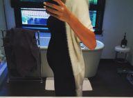 Chrissy Teigen enceinte : La femme de John Legend dévoile son petit ventre rond