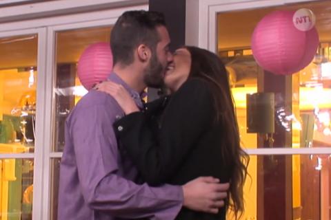 Secret Story 9 : Julie et Loïc passionnés et fougueux... Mélanie pour la nuit ?