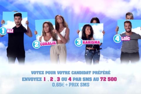 Secret Story 9 : Karisma, Ali, Loïc et Coralie nominés, Jonathan démasqué !