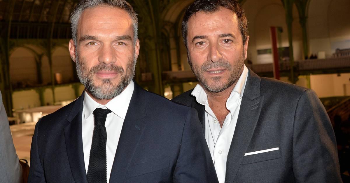 Philippe bas et bernard montiel soir e d 39 inauguration de - Bernard montiel son compagnon ...