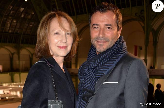 Nathalie baye et bernard montiel soir e d 39 inauguration - Bernard montiel son compagnon ...