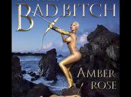 Amber Rose : La Bad B*tch se met toute nue pour GQ, puis pète les plombs !