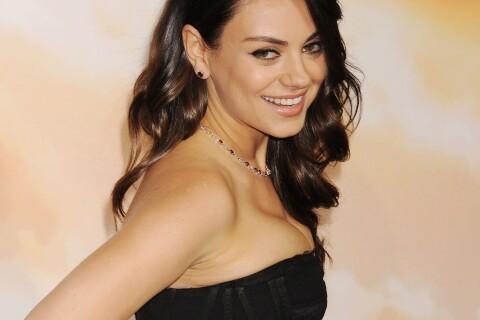 Mila Kunis, maman (trop) dévouée : Une récidive gênante...
