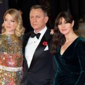 Spectre : Daniel Craig délaisse ses Bond girls pour embrasser son épouse Rachel