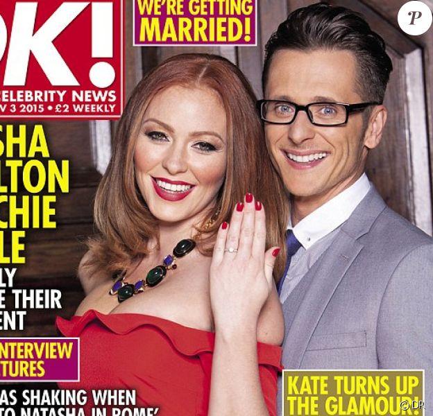 Retrouver l'intégralité de l'interview de Natasha Hamilton et Ritchie Neville dans le magazine OK en kiosques cette semaine