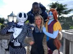 REPORTAGE PHOTOS : Quand Valérie Damidot refait la déco d'Halloween avec Omar de Omar et Fred !