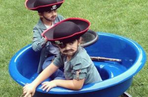 Céline Dion : Ses adorables jumeaux préparent Halloween !