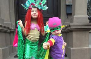 Neil Patrick Harris : Ses jumeaux déguisés, baisse de régime pour Halloween