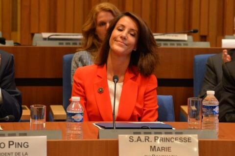 Princesse Marie : Retour en France éclatant pour les 70 ans de l'UNESCO