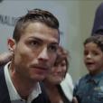 Image tirée du documentaire Ronaldo, sur Cristiano Ronaldo, le buteur du Real Madrid, en salles et en DVD le 9 novembre 2015