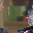 Capture d'écran du spot contre le harcèlement scolaire.