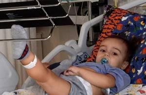 Criss Angel, son fils atteint d'une leucémie :