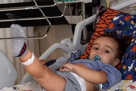 """Criss Angel, son fils atteint d'une leucémie : """"On a trois ans devant nous..."""""""