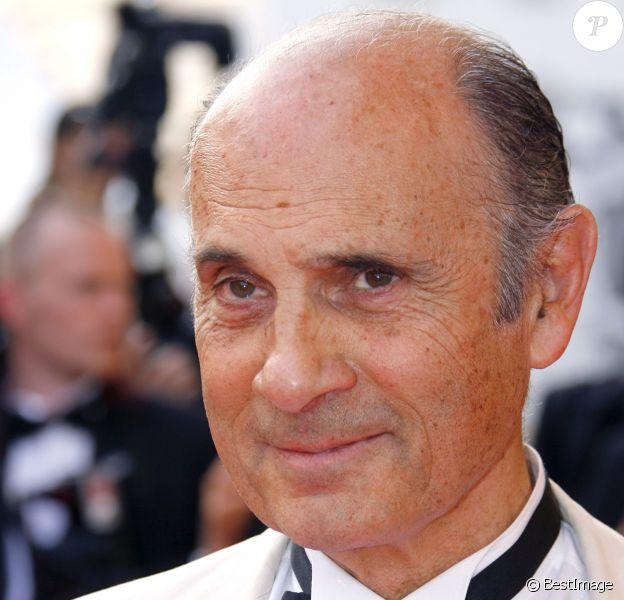 Guy Marchant à Cannes en mai 2007.