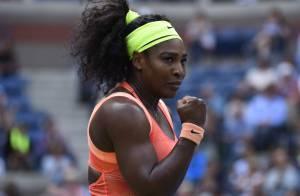 Serena Williams joue la