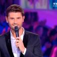Christophe Beaugrand, dans la demi-finale de  Secret Story 9 , le vendredi 6 novembre 2015 sur TF1.