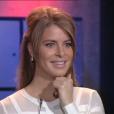 Emilie, dans la demi-finale de  Secret Story 9 , le vendredi 6 novembre 2015 sur TF1.