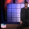 Loïc en salle des coffres, dans la demi-finale de  Secret Story 9 , le vendredi 6 novembre 2015 sur TF1.