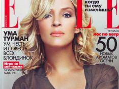 PHOTOS : Uma Thurman, plus belle que jamais...