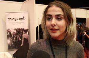Marion Seclin (Mady), acclamée au salon Video City :