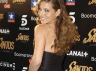REPORTAGE PHOTOS : Elsa Pataky, toujours sublime mais... quelle drôle de robe !