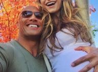 Dwayne Johnson : Futur papa d'une fille, la star clame son bonheur avec Lauren