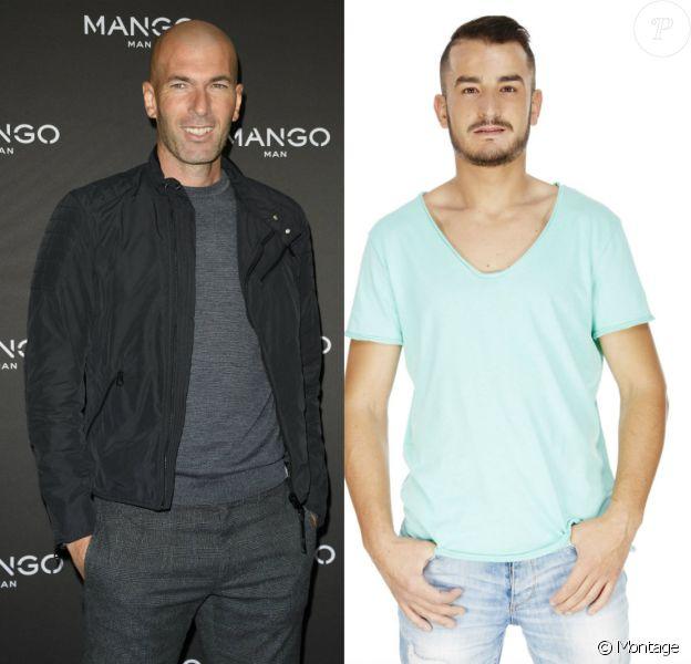 Zinedine Zidane présent pour son cousin Jon lors de la finale de Secret Story 9