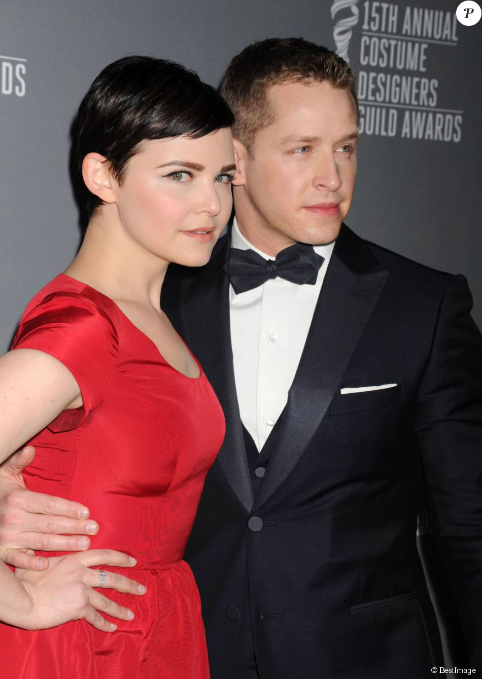Ginnifer Goodwin te Josh Dallas - Février 2013