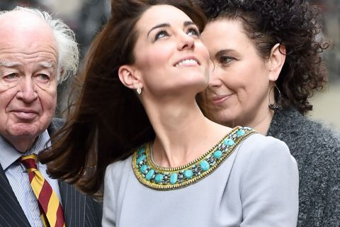 Kate Middleton : Nouvelle mission décoiffante de la duchesse pour Place2Be