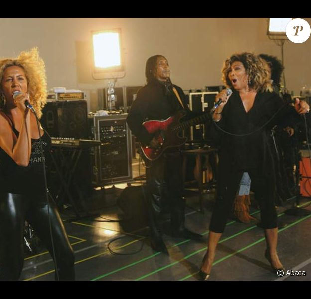 Lesly mess, Tina Turner et Ronnie