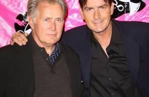 Charlie Sheen séropositif : Le soutien bouleversant de son père, Martin Sheen