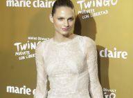 Andreja Pejic : Robe sexy et soirée espagnole pour le top trans